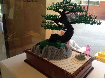 Lego Bonsai Tree - Sean Kenney